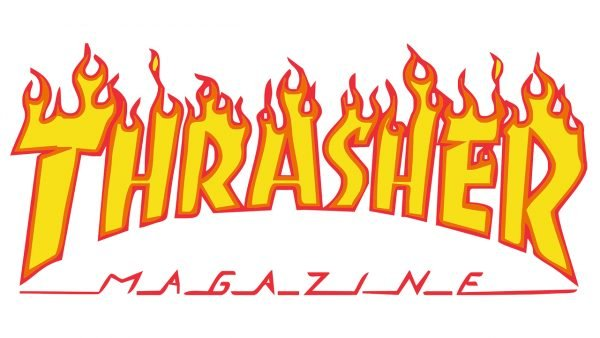 Thrasher emblema