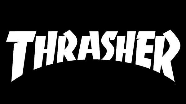 Thrasher logotipo