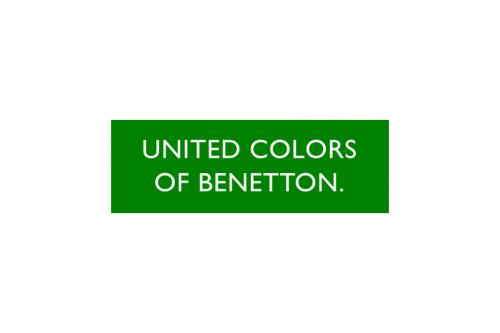 logo United Colors of Benetton 1989