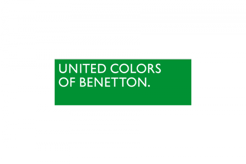 logo United Colors of Benetton 1996