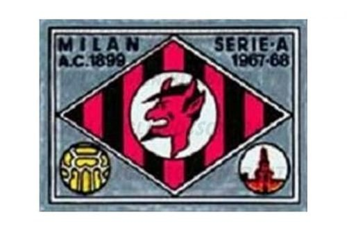 AC Milán Logo 1968