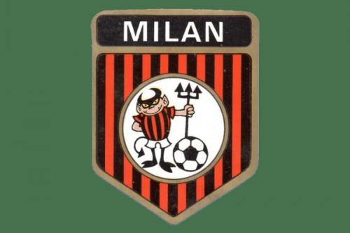 AC Milán Logo 1973