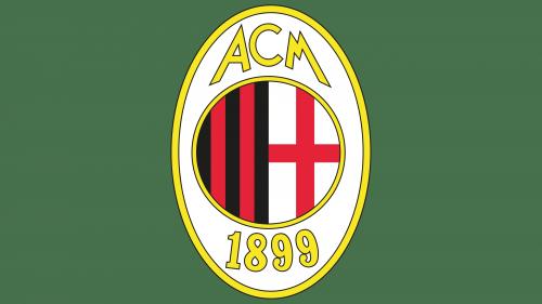 AC Milán Logo 1974