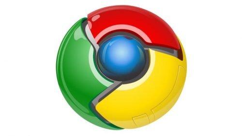 Google Chrome Logo 2008