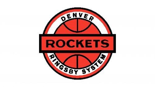 Denver Nuggets Logo 1967