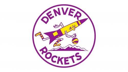 Denver Nuggets Logo 1971