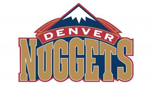 Denver Nuggets Logo 1993