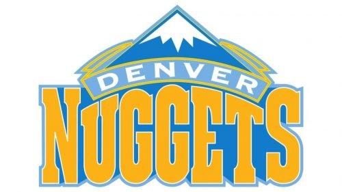 Denver Nuggets Logo 2003