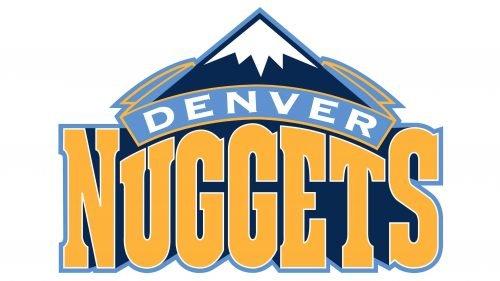 Denver Nuggets Logo 2008