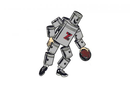 Detroit Pistons Logo 1941
