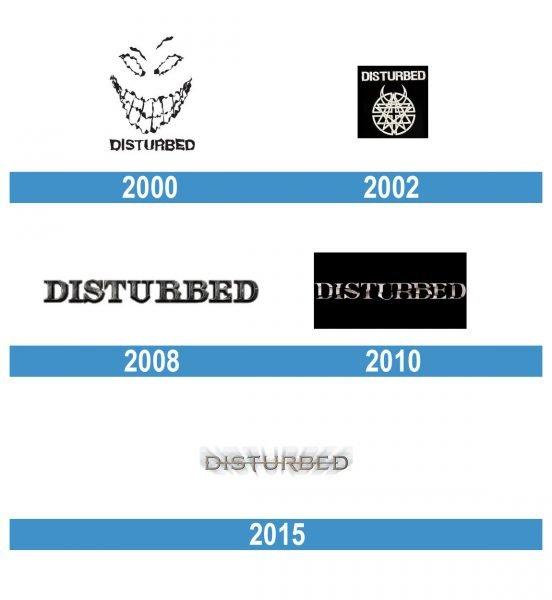 Disturbed Logo historia