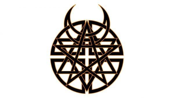 Disturbed símbolo