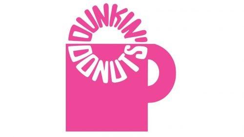 Dunkin Donuts Logo 1960