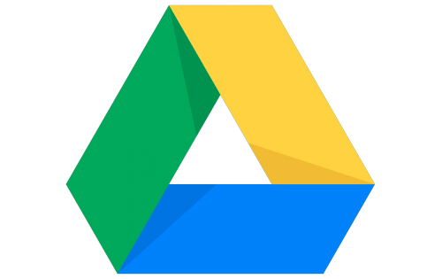 Google Drive Logo 2012