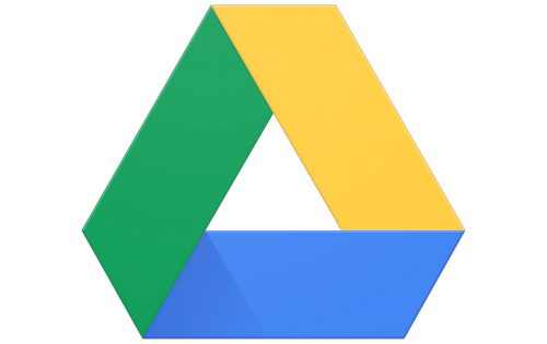 Google Drive Logo 2014
