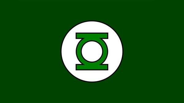Green Lantern Emblema