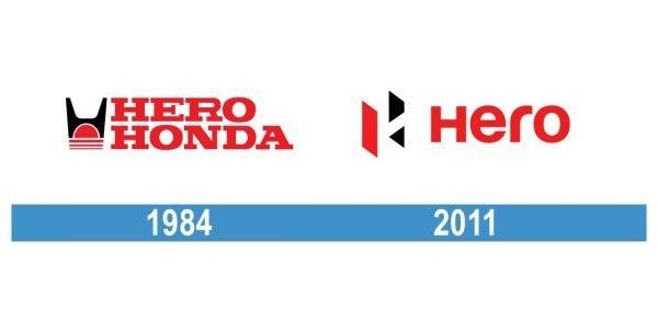Hero Logo historia