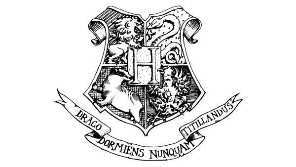 Hogwarts emblema