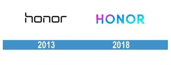 Honor Logo historia