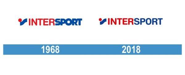 InterSport Logo historia