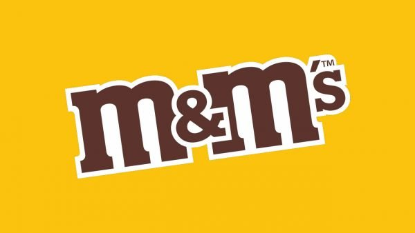 M&Ms logotipo