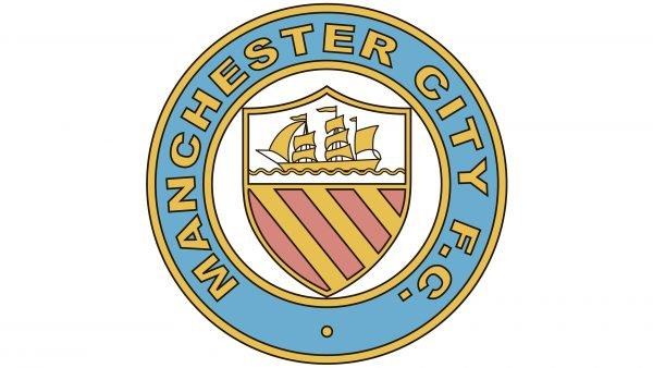 Manchester City Logo 1970