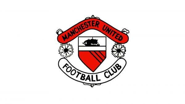 Manchester United Logo 1960