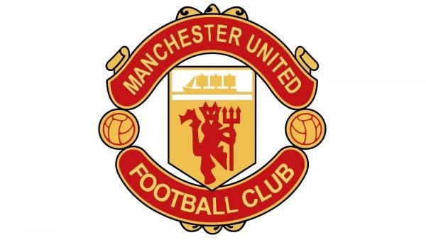 Manchester United Logo 1993