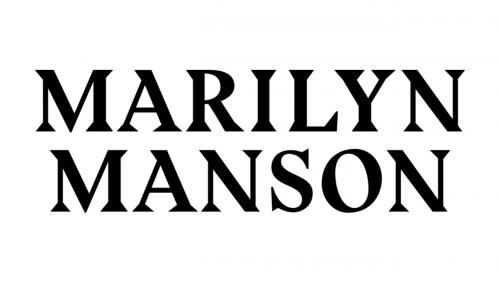 Marilyn Manson Logo