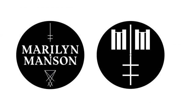 Marilyn Manson emblema