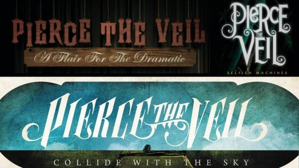 Pierce the Veil Logotipo