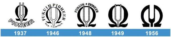 Pioneer símbolo