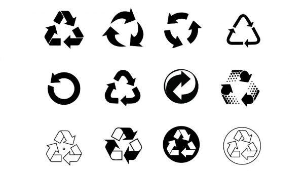 Recycle símbolo