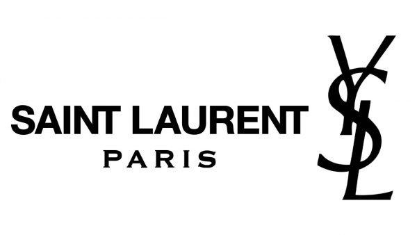 Yves Saint Laurent logotipo