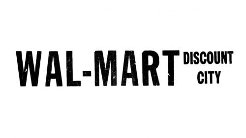 Walmart Logo 1965