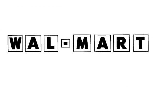 Walmart Logo 1968