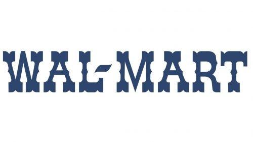 Walmart Logo 1977