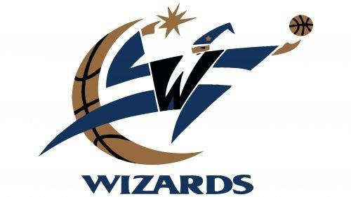 Washington Wizards Logo 1997