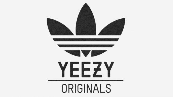 YEEZY Adidas logo