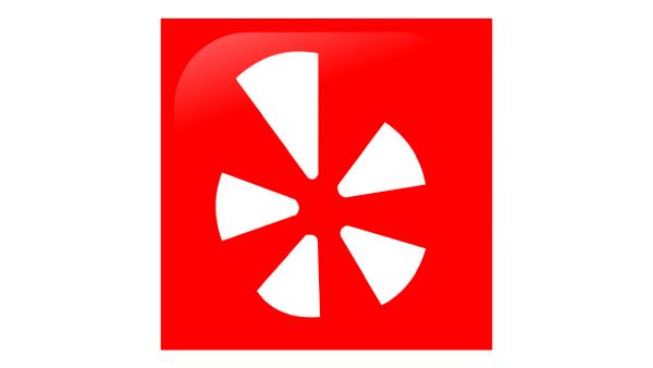 Yelp símbolo