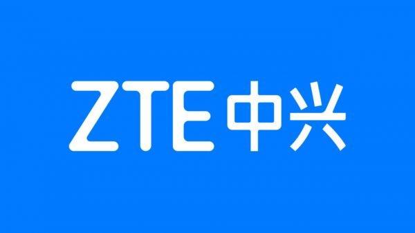 ZTE logo china