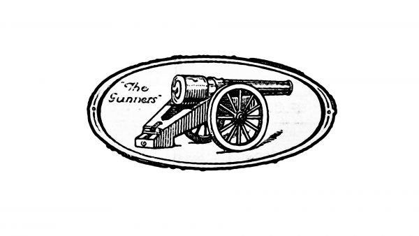 Arsenal Logo 1922