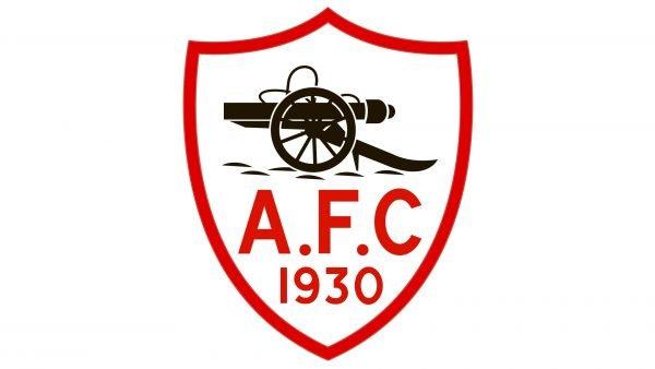 Arsenal Logo 1930