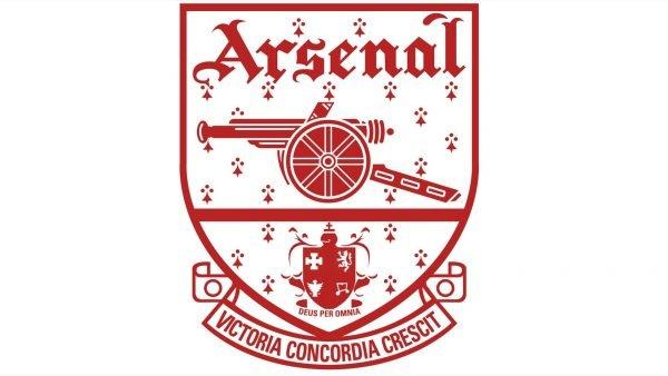 Arsenal Logo 1949