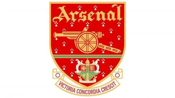 Arsenal Logo 2001