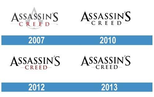 Assassins Creed logo historia