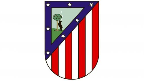 Atlético Madrid Logo 1917