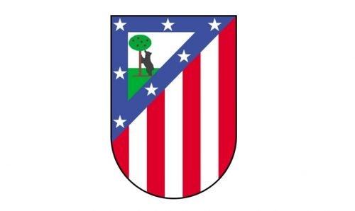 Atlético Madrid Logo 1950