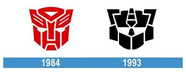 Autobots Logo historia