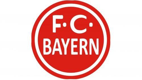 Bayern München Logo 1954